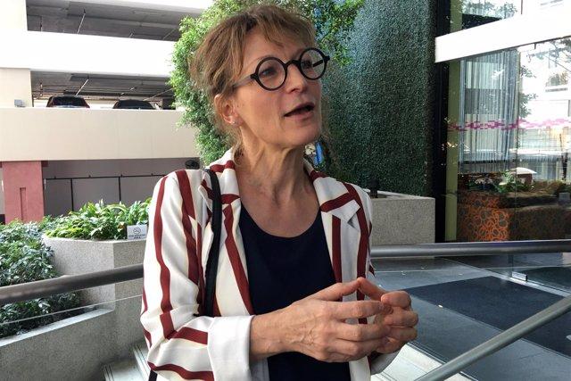Agnes Callamard, relatora especial de la ONU sobre ejecuciones extrajudiciales
