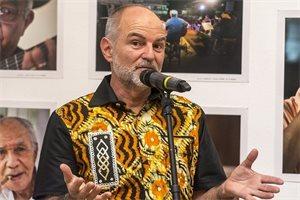 Héctor Garrido, el fotógrafo español de las grandes figuras cubanas