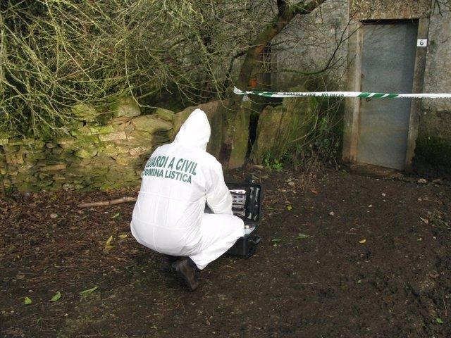 Detenida una vecina de lalín por la muerte de la madre de su pareja