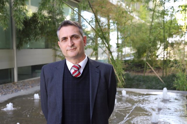 El investigador Pedro Rodríguez, de la Universidad Loyola Andalucía