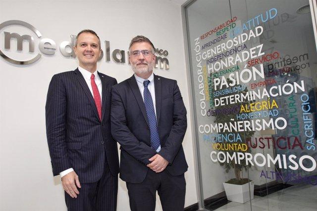 Massimo Doris inaugura las nuevas instalaciones de Banco Mediolanum en Sevilla