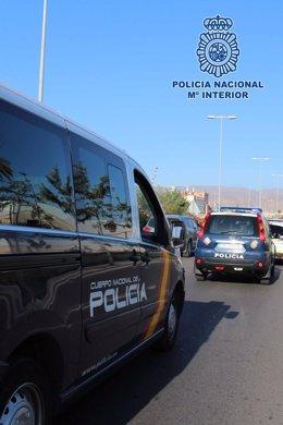Coches de Policía Nacional