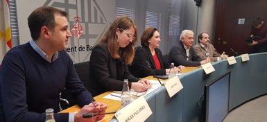 El Port Olímpic de Barcelona eliminarà locals d'oci el 2020 i potenciarà usos ciutadans (EUROPA PRESS)