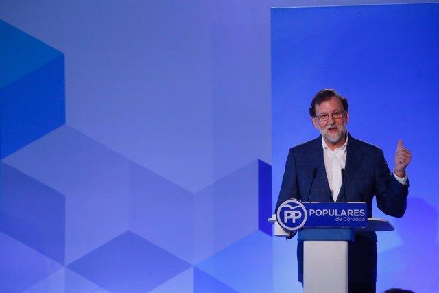 Mariano Rajoy en Córdoba