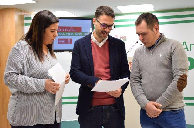 Psoe De Andalucía: Enlaces Cortes De Audio Y Fotos José Carlos Durán En Málaga,
