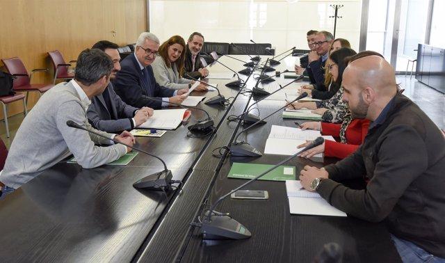 Comisión Técnica para planificar actuaciones sobre Memoria en las aulas