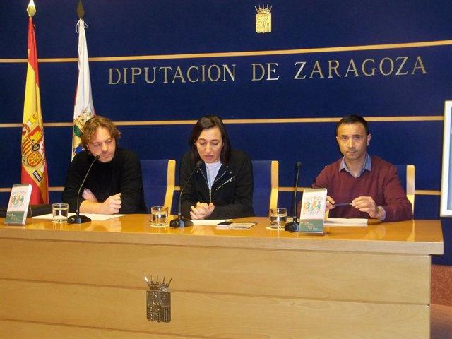 Presentación del XXXVIII Festival de Teatro Alfajarín.