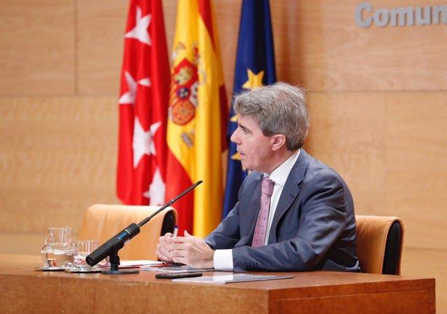 Notas, Fotos Y Audios De La Rueda De Prensa Posterior Al Consejo De Gobierno De