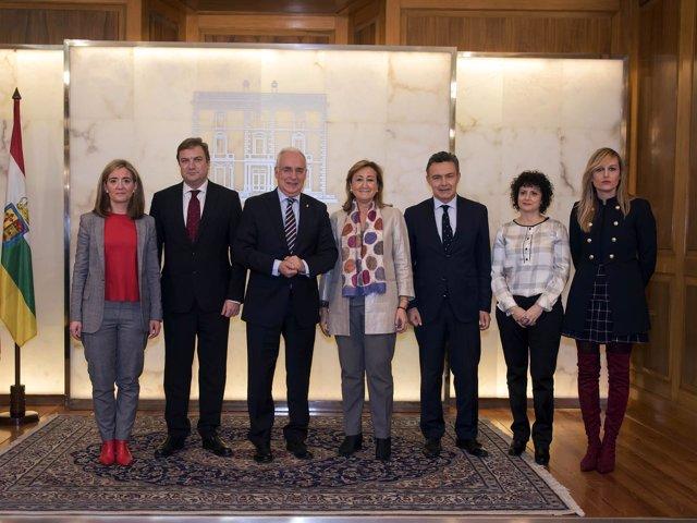 Reunión Violencia de Género en La Rioja