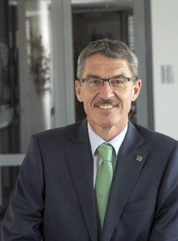 El presidente de Mann+Hummel, Alfred Weber