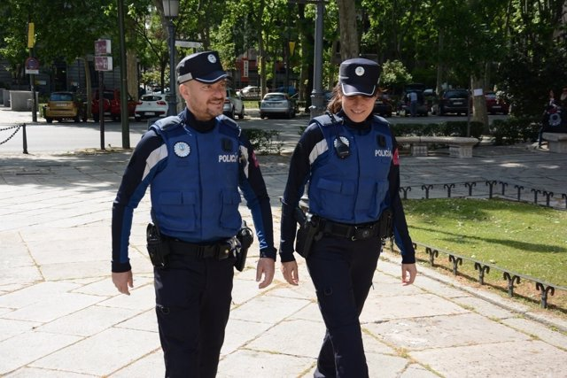 Agentes Tutores de la Policía Municipal de Madrid