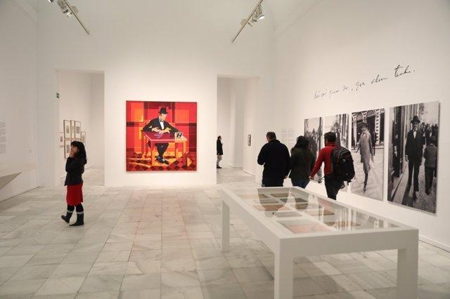 Exposición Pessoa. Todo arte es una forma de literatura en el Reina Sofía
