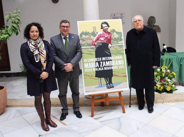 Np: Vélez Málaga, Referente Mundial Del Pensamiento A Través De María Zambrano