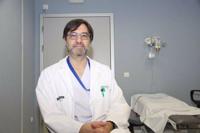 El doctor Arlandis, de La Fe