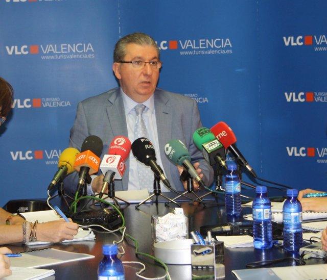 José Salinas en imagen de archivo