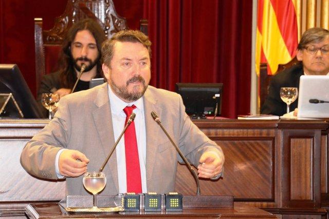 Antoni Camps, diputado, PP