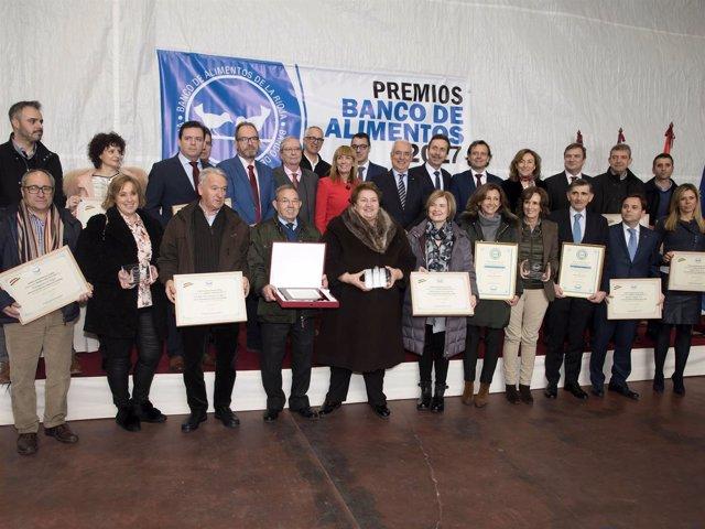 Premios Banco de Alimentos de La Rioja