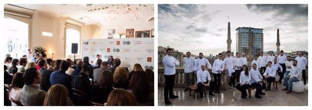 Presentación del festival gastronómica 'Passeig Gourmets'