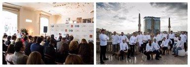 Restauradors del passeig de Gràcia impulsen el festival gastronòmic 'Passeig Gourmets' (MAHALA NUUK)