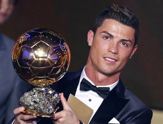 Cristiano Ronaldo, Balón de Oro 2017