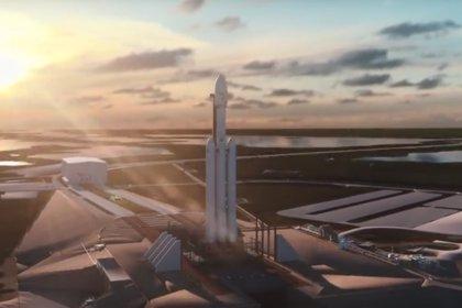 VÍDEO Así será el lanzamiento y despliegue del supercohete Falcon Heavy