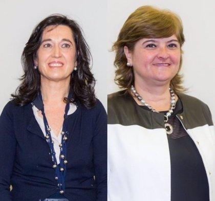 Catalina Bastida y Esther Agustín sustituyen en el Parlamento a las diputadas del PP Raquel Sáenz y a Regina Laorden