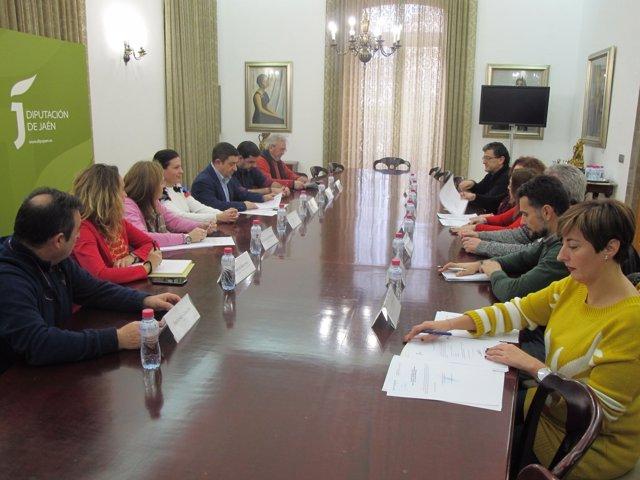 Reunión del Consejo de Cooperación Internacional