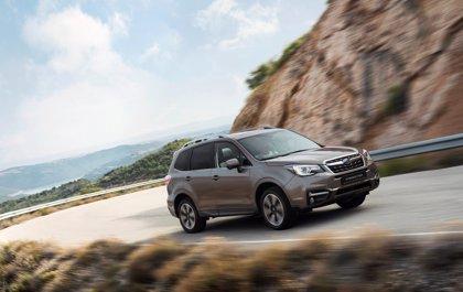 El nuevo Subaru Forester, ya disponible en los concesionarios españoles