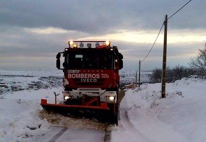 Más de 2.200 niños no han podido acudir a clase este martes en Aragón por el temporal de nieve