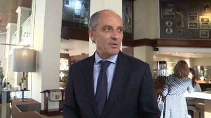 El juez concluye mañana el interrogatorio de los acusados por financiar ilegalmente al PP valenciano