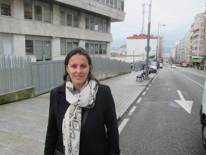 Ana Miranda (BNG) recoge este jueves en el Congreso sus credenciales para tomar posesión del escaño en Bruselas