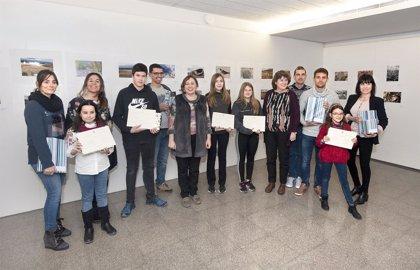 Elizalde entrega los premios del Concurso de fotografía y vídeo 'Espacios naturales de Navarra'