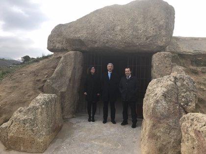 Las obras del Museo de los Dólmenes de Antequera comenzarán a finales de este mes de febrero