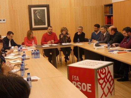 """Barbón (FSA) afirma que la postura contraria del PP a la oficialidad es """"para generar polémica"""" ante la pérdida de votos"""