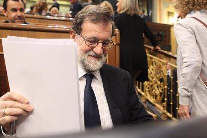 La oposición examinará mañana a Rajoy en el Congreso sobre la brecha salarial, el procés y la 'caja B' del PP