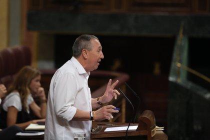 """Compromís denuncia que al Estatuto valenciano lo adelanta en el Congreso """"hasta el apuntador"""""""