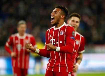 El Bayern Múnich no da opción y golea al Paderborn para alcanzar las 'semis' de Copa