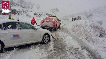 La Delegación de Gobierno declara otra vez la emergencia en Castellón y pide evitar la A-23 y la N-232