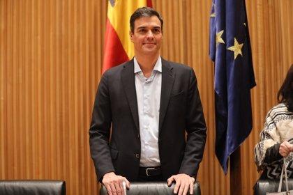 """Pedro Sánchez acuerda con asociaciones de autónomos """"trabajar conjuntamente"""" en las propuestas que llevará al Parlamento"""