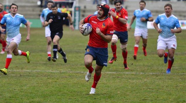 Rugby. España Comienza Su Camino Hacia El Mundial