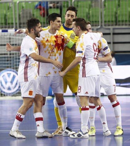 España, siempre en semifinales del Europeo desde la creación del torneo