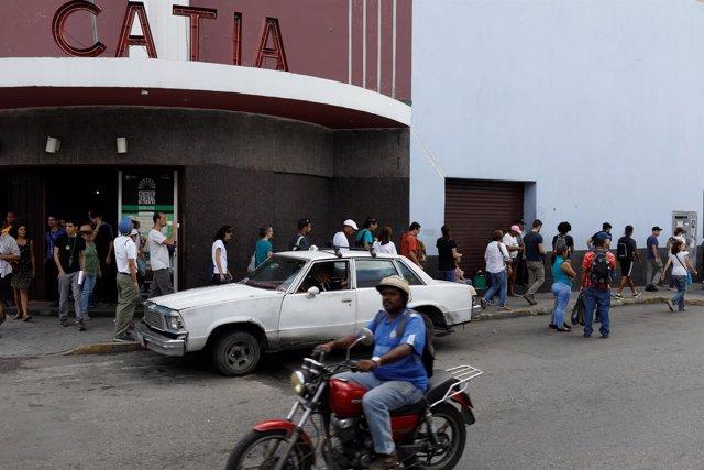 Teatro Catia, en Caracas