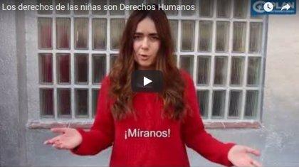 Plan Internacional denuncia que las niñas son invisibles para el ordenamiento jurídico español y pide reformas