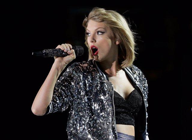 Taylor Swift/Getty