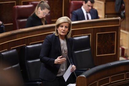 Bañez dice al PSOE que su Ley de Igualdad tuvo como resultado 1,4 mujeres en paro y el aumento de la brecha salarial