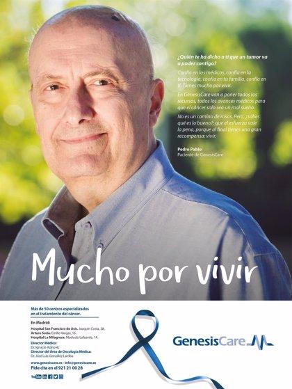 """GenesisCare quiere desmitificar al cáncer y animar a pensar en """"positivo"""" sobre estas enfermedades"""