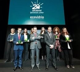XVIII Premios periodísticos de Ecovidrio