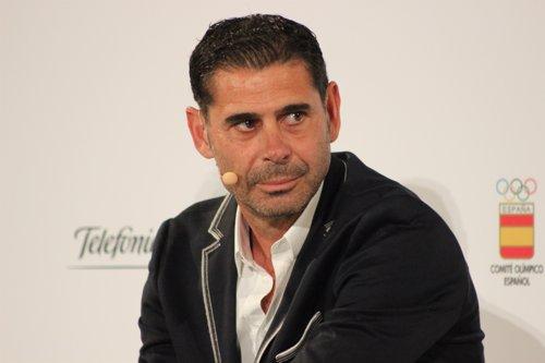 Fernando Hierro (Eventos deportivos AS)
