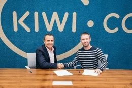 Acuerdo de Logitravel y Kiwi.Com