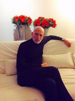 El escritor Alejandro Palomas
